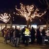 """""""Anleuchten"""" zur Weihnachtszeit in Travemünde"""