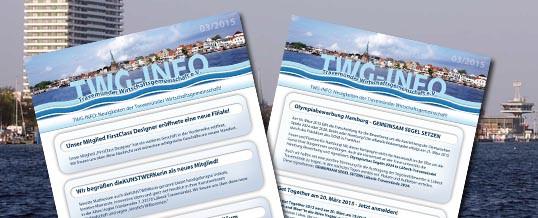 Die Juni-Ausgabe von TWG-INFO online verfügbar!